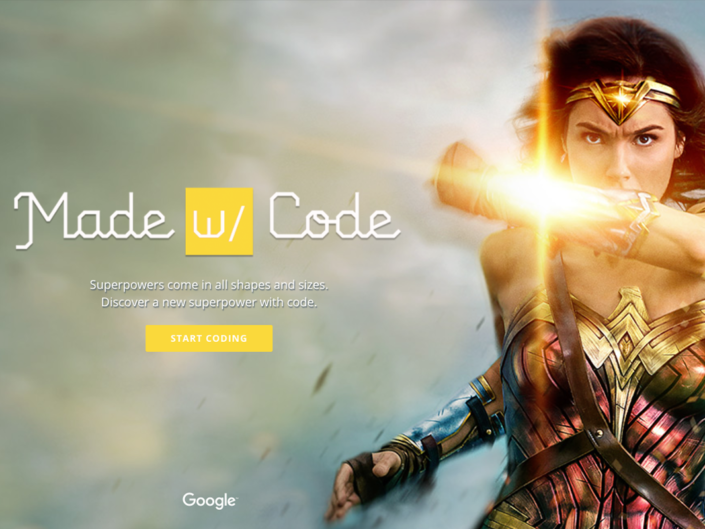 Wonder Woman - Google